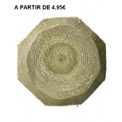 Piquet en bois OctoWood 150cm x 60mm
