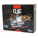 Raticide - Souricide Bloc 300g