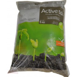 Active Sol, riche en guano marin - Sac de 5kg
