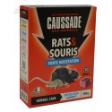 "Raticide - souricide, Blocs ""Forte infestation"" - 300g"