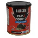 "Raticide - souricide, Pâte ""Forte infestation"" - 150g"