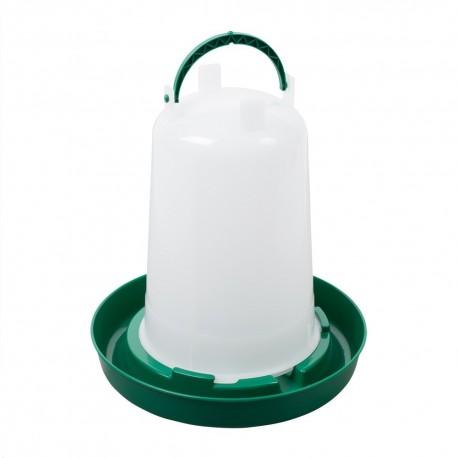 Abreuvoir 1.5L vert avec anse