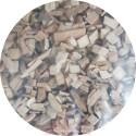 Copeaux de bois de hêtre, taille 10mm - sac de 15kg