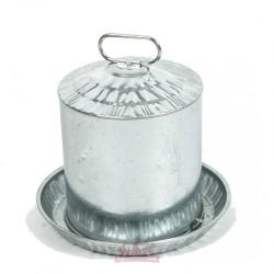 Abreuvoir galvanisée 19L avec poignée