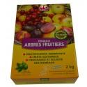 Engrais arbres fruitiers N.P.K. 5-4-9