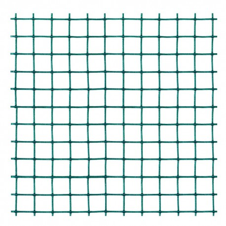 Grillage 13x13 vert fonçé - 25m - ht 2m