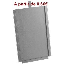 porte-fiche métal