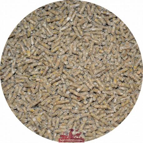 Aliment granulé faisans, cailles - Sac de 3kg
