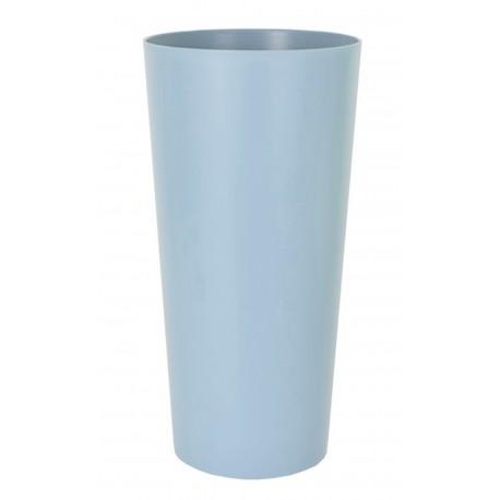 Pot PORTO 63L Taupe - Hauteur 80cm
