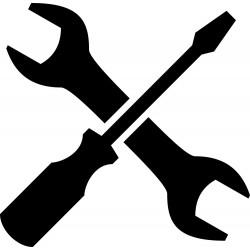 Forfait réparation portier (corde + main d'oeuvre)