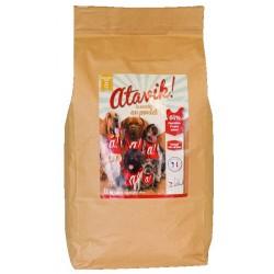 Croquettes chien au poulet, sans céréales, made in France - 12kg