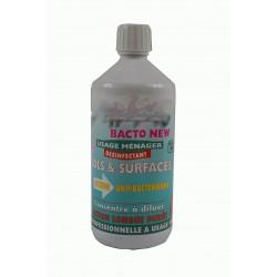 Désinfectant longue durée, Action anti-bactérienne - 1L