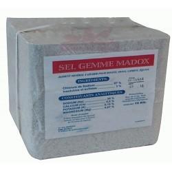 Pierre - Bloc de sel à lécher - 10kg