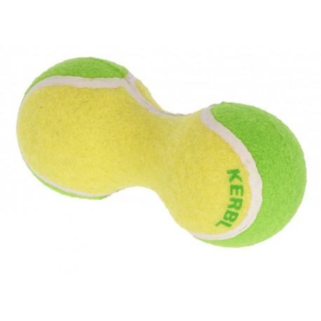 Balle / Haltère tennis pour chien