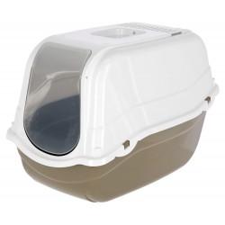 Bac à litière, Maison de toilette avec tiroir