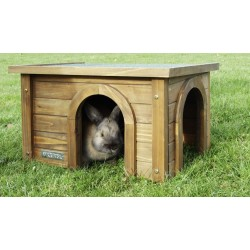 Maison en bois pour rongeur