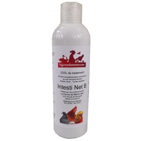 Intesti Net B, purge anti parasite interne, utilisable en agriculture biologique