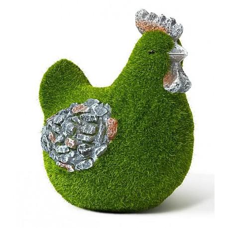 Animaux décoratifs gazon - La poule