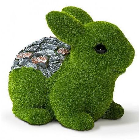 Animaux décoratifs gazon - Le lapin
