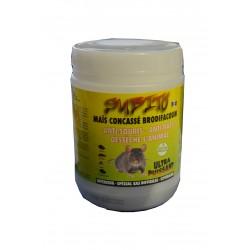 Raticide -Souricide maïs concassé - boite de 150g