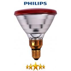 ampoule 100w chauffante - ampoule chauffante chiots - ampoule chauffante poussins