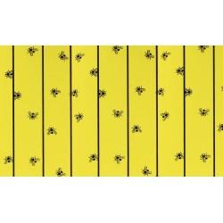 Feuilles attrapes-mouches avec appâts 60x30cm - Lot de 6