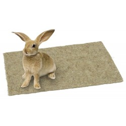 Tapis en chanvre compostable 40x25cm
