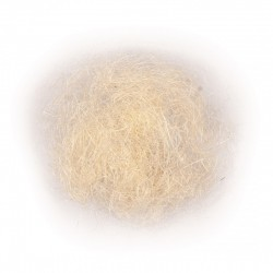 Fibre - Bourre sisal blanc 500g - Top Fresh