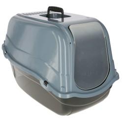 maison de toilette pour chat - maison de toilette anti-odeur - bac à litière pour chat - litière pour chat