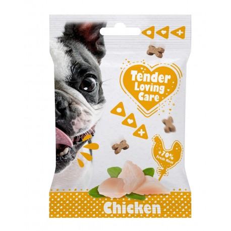 Friandises, snack au poulet - Sachet de 100g