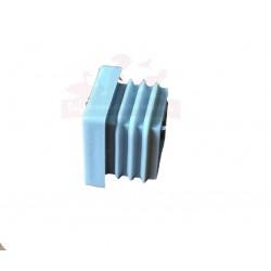 tube pour volière - raccord carré 20x20 - aluminium - volière oiseaux aluminium - raccord polyamide renforcé
