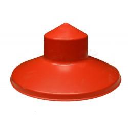 Couvercle - Auvent anti-pluie pour mangeoire 10kg
