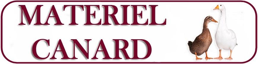 MATERIEL CANARD